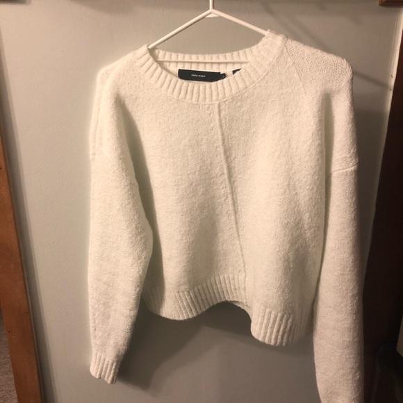 Vero Moda Sweaters - White Vero Moda Sweater
